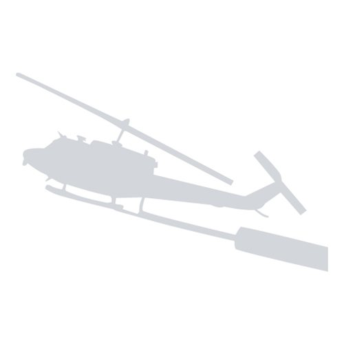 UH-1 Iroquois Airplane Briefing Stick