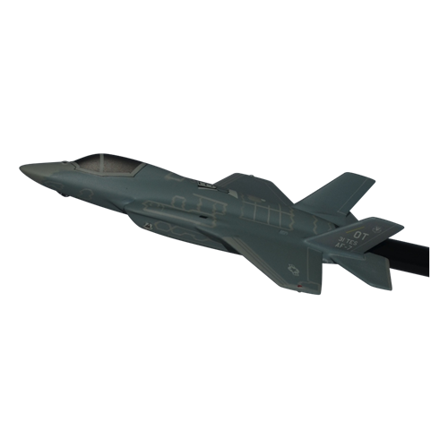 31 TES F-35A Lightning II Custom Briefing Stick