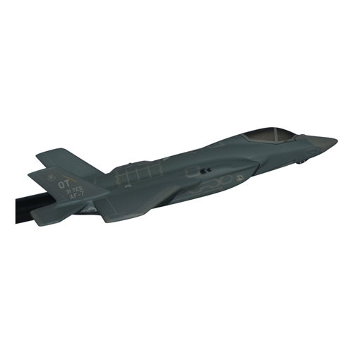31 TES F-35A Lightning II Custom Briefing Stick - View 3