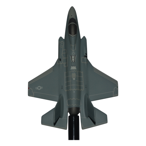 31 TES F-35A Lightning II Custom Briefing Stick - View 4