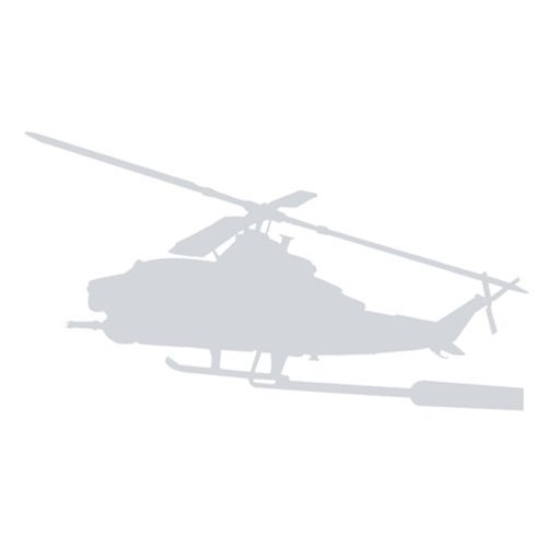 AH-1(4B)W Custom Helicopter Briefing Stick