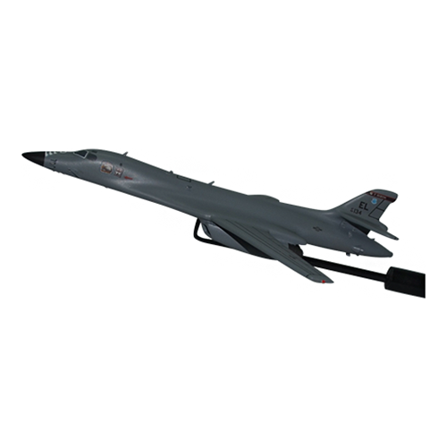34 BS B-1B Lancer Custom Airplane Model Briefing Stick - View 2