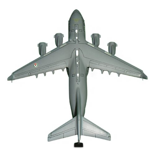 United Arab Emirates Air Force C-17 Globemaster III Custom Airplane Model Briefing Stick - View 4