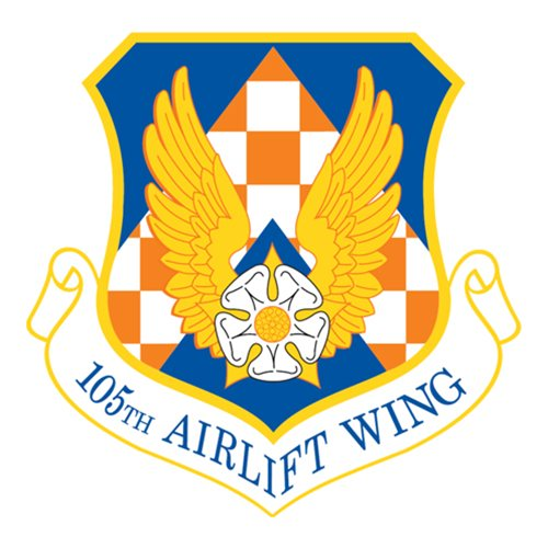 105 AW C-17 Globemaster III Custom Airplane Model Briefing Sticks