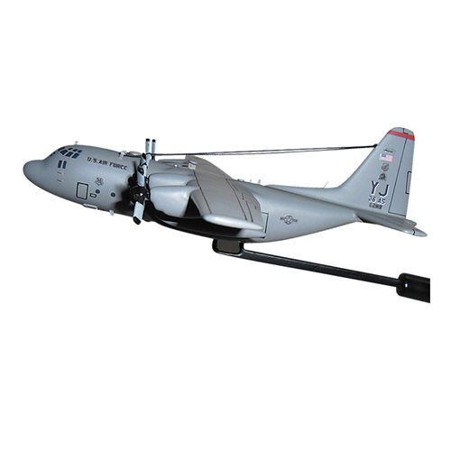 36 AS C-130J-30 Super Hercules Custom Airplane Model Briefing Stick