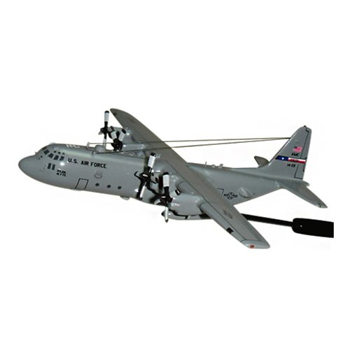 40 AS C-130J-30 Super Hercules Custom Airplane Model Briefing Sticks