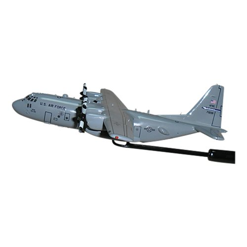 328 AS C-130H Hercules Custom Airplane Model Briefing Sticks - View 2