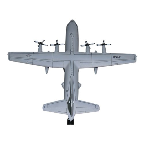328 AS C-130H Hercules Custom Airplane Model Briefing Sticks - View 4