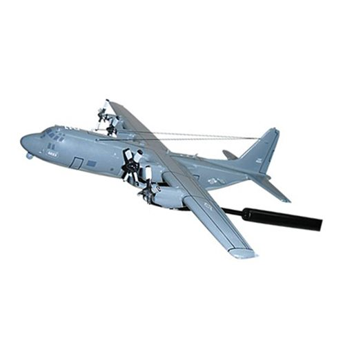 129 RQS MC-130P Combat Shadow Custom Airplane Model Briefing Stick