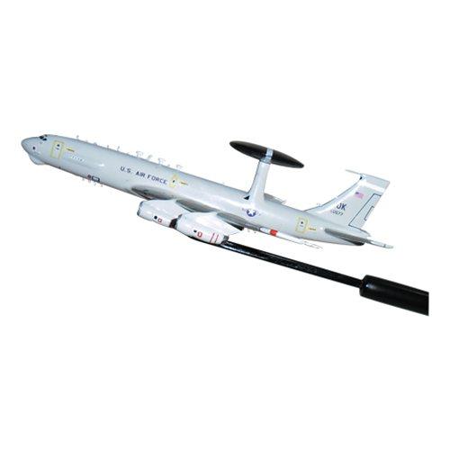 963 AACS E-3C Sentry Custom Airplane Model Briefing Sticks