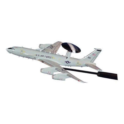 964 AACS E-3 Custom Airplane Briefing Stick