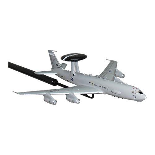 960 AACS E-3 Custom Airplane Briefing Stick