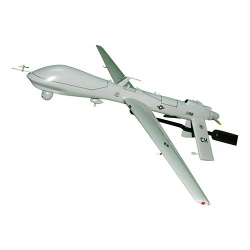 15 RS MQ-1 Custom Airplane Briefing Stick