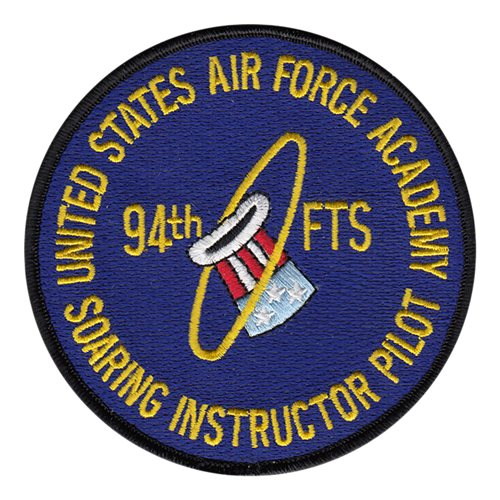 94 FTS Soaring Instructor Pilot Patch