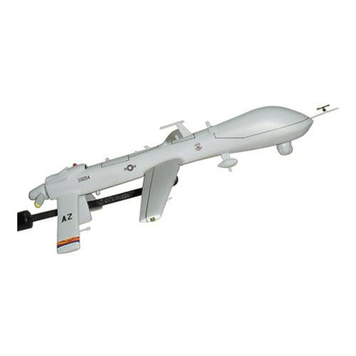 214 RS MQ-1 Custom Airplane Briefing Stick - View 4