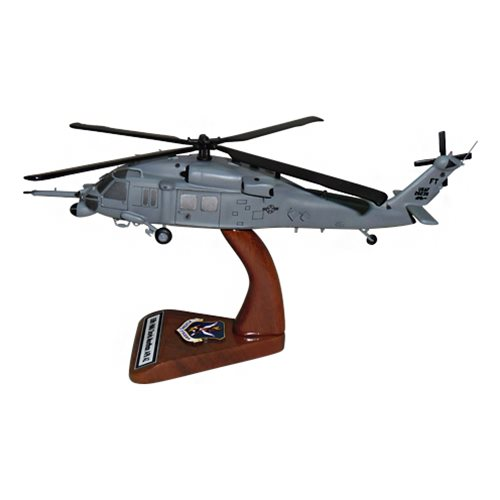 55 RQS HH-60 Custom Helicopter Model - View 2