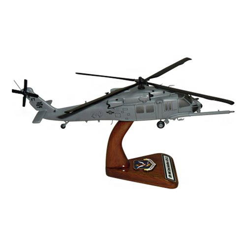 55 RQS HH-60 Custom Helicopter Model - View 3