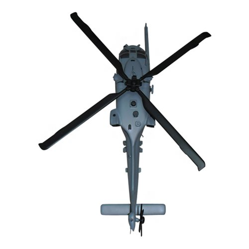 55 RQS HH-60 Custom Helicopter Model - View 4