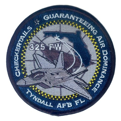 325 FW Raptor Patch