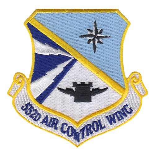 552 ACW Patch