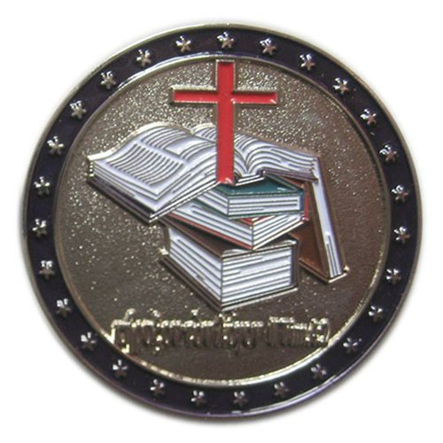 Trinity Bible College Coin - View 2
