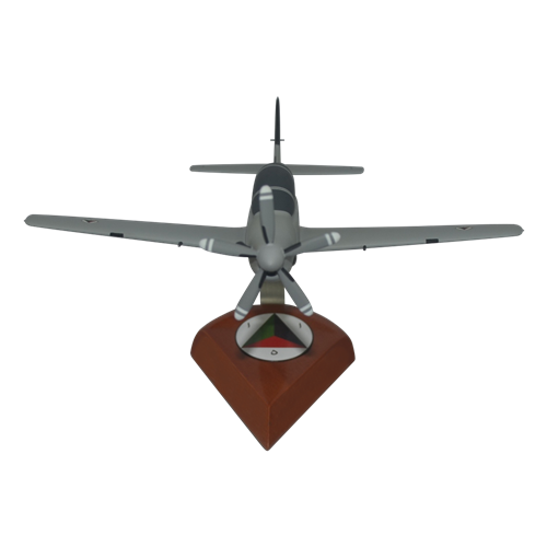 Afghan Air Force A-29 Tucano Custom Airplane Model  - View 3