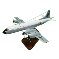 VP-40 P-3 Orion Custom Airplane Model