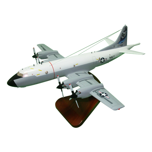 VP-40 P-3 Orion Custom Airplane Model  - View 2