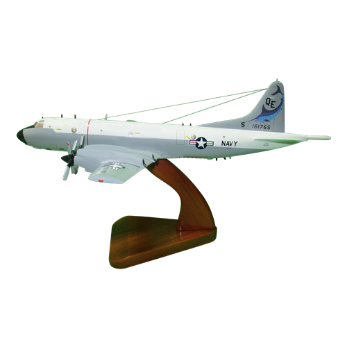 VP-40 P-3 Orion Custom Airplane Model  - View 3