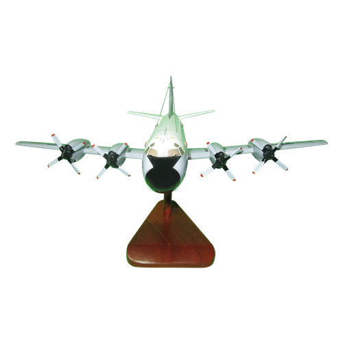 VP-40 P-3 Orion Custom Airplane Model  - View 4