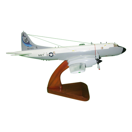 VP-40 P-3 Orion Custom Airplane Model  - View 5