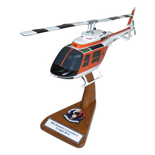 HT-18 TH-57 Custom Helicopter Model