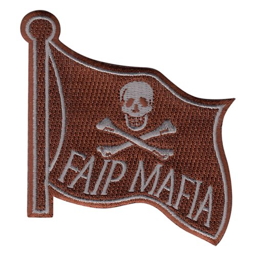 FAIP Mafia Desert Patch