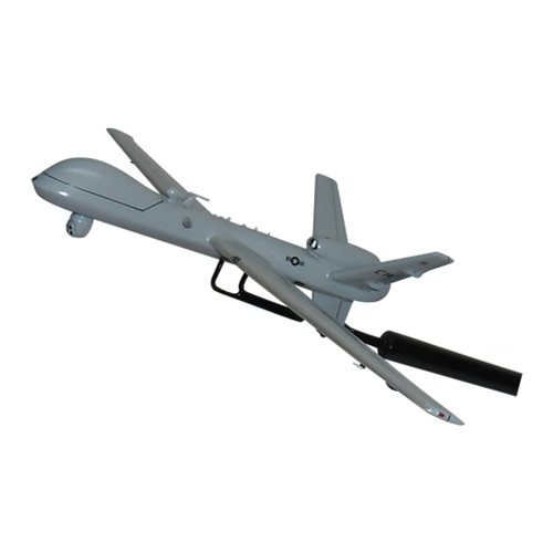 62 ERS MQ-9 Reaper Custom Airplane Model Briefing Sticks