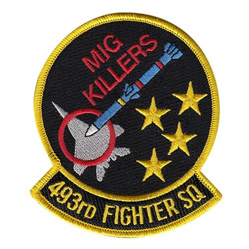 493 FS MiG Killers Patch