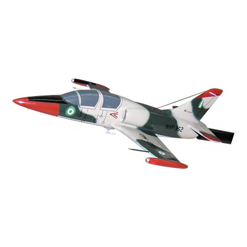 L-39ZA Nigeria L-39 Albatros Custom Airplane Model Briefing Sticks