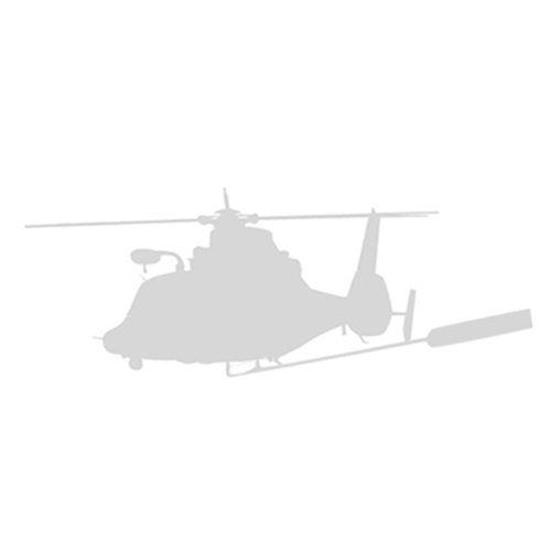 Design Your Own MH-65D Dolphin Helicopter Briefing Stick