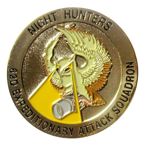 62 ERS Night Hunter Coin