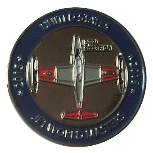 Team USA Jet Masters Coin - View 2
