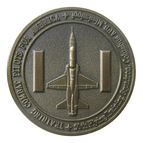 50 FTS Challenge Coin - View 2