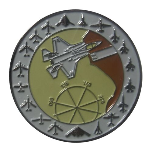 412 AMDS Coin - View 2