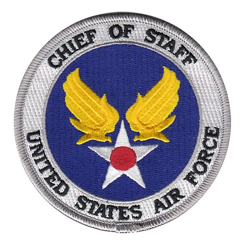 CSAF Color Patch