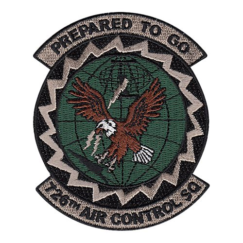 726 ACS Subdued Patch