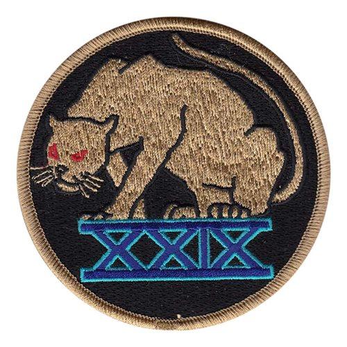 Usafa Cs 29 Desert Patch U S Air Force Academy Cadet