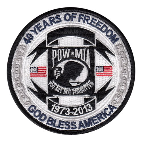 560 FTS Freedom Flight Patch