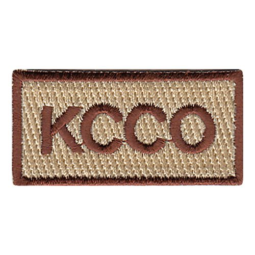 KCCO Pencil Patch  - View 2