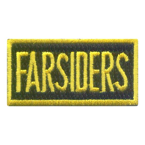 490 MS Farsiders Pencil Patch