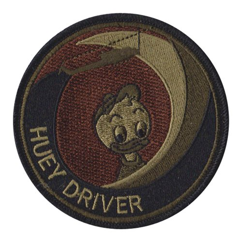 Huey Driver Patch