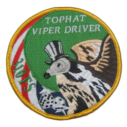 Tophat Viper Driver Patches