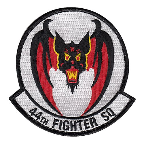 44 Fs Patch 44th Fighter Squadron Patches